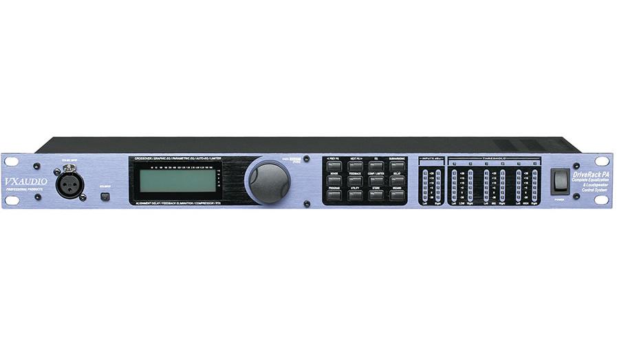 PA Audio Processor